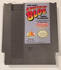A Boy and his Blob NES Nintendo Cart Only David Crane's Trouble on Blobolonia