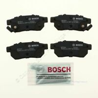 Bosch QuietCast Premium Organic Disc Brake Pads BP564 for 1992-01 Integra - REAR
