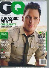 CHRIS PRATT GQ Magazine June 2015 6/15 SEALED NEW D-4-2