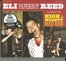 ELI PAPERBOY REED Meets High & Mighty Brass LIVE ONLY 1600 MADE CD RSD SEALED