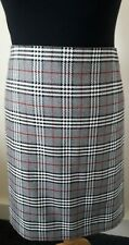 M& S Checked Short Skirt Size 18/20  New with tags