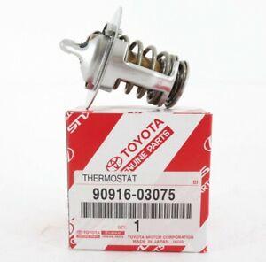 Genuine OEM Toyota Lexus 90916-03075 Engine Coolant Thermostat