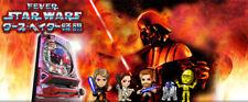 Star Wars Pachinko Machine Revenge of Vader & Battleship Nadesico Slot Japanese