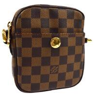 LOUIS VUITTON RIFT CROSS BODY SHOULDER BAG DAMIER CANVAS N60009 SR0065 AK38362d