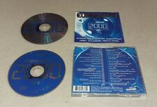 2cds eurodance 2000 a Teens, Roller Girl, Mabel tra l'altro 40. tracks 2000 98