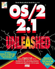 Os/2 2.1 Unleashed/Book and Disk [Hardcover] [Mar 01, 1993] Moskowitz, David and