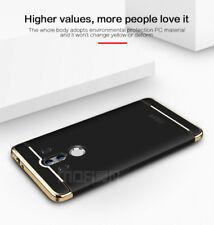3 in 1 Huawei Mate 10 Pro Shockproof Hard Slim in Black