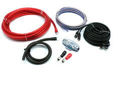 CONNECTS 2 PRO 4 AWG 1000 WATT Kit Di Cablaggio Amplificatore