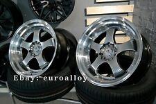 Neue 4x 18 zoll 5x120 SSR SP1 style felgen für BMW JDM Work Advan japan wheels