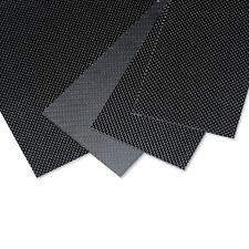 1PC Carbon Fiber Plate Panel Sheet 400mmX250mmX0.3mm 3K Glossy