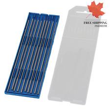 2 Lanthanated 2 4 x 150mm 3 32 x 6 WL20 Blue TIG Welding Tungsten Electrode P...