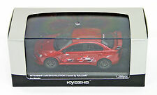 Kyosho Original K03493R Mitsubishi Lancer Evolution X Ralliart 1/43 scale