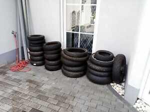 Reifen für Roller, Moped, Motorrad, Restposten aus Motorradlager, neu ca. 20 Stk