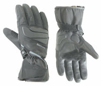 Guantes impermeables moto SHADOW III CE S/8 NEGRO