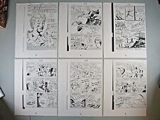 Transformers #23 - Complete 23 Page Book - Original Production Art - Don Perlin
