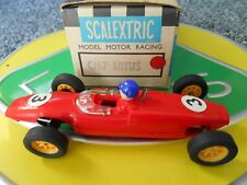 Scalextric C/67 Lotus Red Airfix Slot Cox Atlas Pactra Triang Exceptional