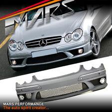AMG CLK63 Style Front Bumper Bar for Mercedes-Benz CLK W209 C209 Bodykits