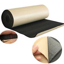 100x100cm Car Sound Proof Mat Floor Noise Insulation Foam Dampen Deadener 10mm
