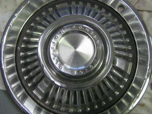 """67-69 Pontiac hubcap - 14"""" wheel cover Bonneville, GTO, Lemans, Firebird"""