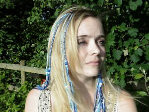 Hair Wrap Braid Hairwrap Hairbraid festival