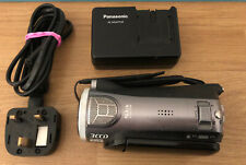 Panasonic HDC - SD9 High Definition Camcorder - Silver
