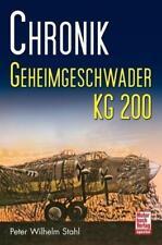 Chronik Geheimgeschwader KG 200 (FW Condor Beuteflugzeuge B-17 Lancaster) NEU