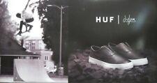 Huf Dylan Reider skateboard promotional Heavy Cardstock poster New Old Stock