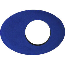 New Bluestar Extra Large Oval Microfiber Blue Color Eye Cushion Viewfinder 6014
