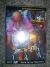 1998 Giro d'Italia (World Cycling Productions) (2 Dvd Set) Marco Pantani