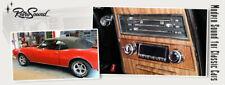 For Chevrolet Camaro 1967-68 Vintage Car Radio DAB+ UKW USB Bluetooth Aux