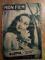 MON FILM N°99 - 1948 DOROTHY LAMOUR
