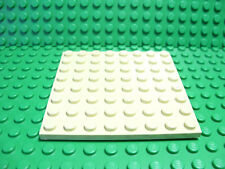 Lego NEW tan 8 x 8 plate   Lot of 2