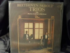 Beethoven/Scroup - Trios / Bilek/Slovacek/Jirovec