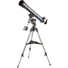 Celestron AstroMaster-90 EQ 90mm Refractor Telescope Kit 21064, In London