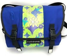 Timbuk2 Limited Edition Laptop Messenger Bag Small Blue Atomic EXTRA NICE