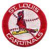 "1966-97 ST. LOUIS CARDINALS MLB BASEBALL 2"" ROUND THROWBACK TEAM LOGO PATCH"