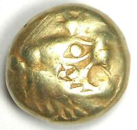 Ancient Lydia Lion EL Third Stater Coin 610-546 BC - Choice VF - Rare Coin!