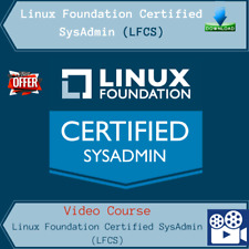 Linux Foundation Certified SysAdmin (LFCS) Video Training Course DOWNLOAD