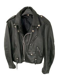 Schott Vintage Perfecto Mens Leather Jacket