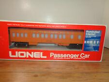 "LIONEL O GAUGE # 6-9504 MILWAUKEE ROAD ""TACOMA""  PASSENGER CAR & BOX"