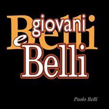 PAOLO BELLI - GIOVANI E BELLI - Musica Italiana italian music
