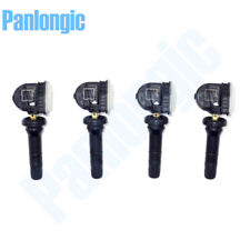 4x OEM TPMS Tire Pressure Sensors For GM Cadillac GMC Chevy 13598772 13598771