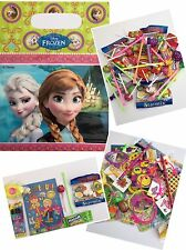 Frozen girls,party bags pre filled, toys and sweets , fast post