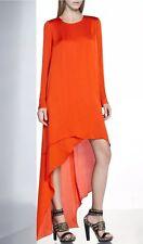 "$468+ BCBG MAX AZRIA RUNWAY ""DESTRY"" Long Back Dress. Size XS. Midi Maxi Gown"