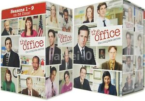 The Office: The Complete Series Season 1-9 (DVD, 2018, 38-Disc Set) BRAND NEW