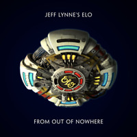 From Out Of Nowhere by Jeff Lynnes ELO (CD, 2019, RCA) - NEW & SEALED