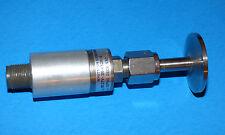 "Whitman Control W117V-3H-F52M-X Sensor Vacuum Pressure Switch 15""HG"