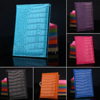 Dedicated Nice Travel Passport ID Card Cover Holder Case Protector Organizer HOT