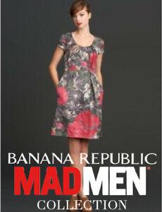 Banana Republic Sheath Dress - Mad Men Collection