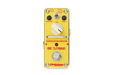 Tom's Line Engineering AAS-3 Ac Stage Acoustic Guitar Simulator Effects Pedal